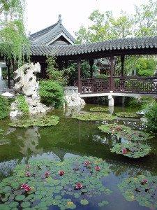 Portland Lan Su Garden