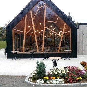 Iceland Botanical Garden Coffee House