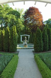 Indianapolis Oldfields Lilly Formal Garden