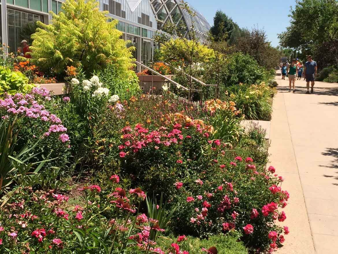 Travel to the Denver Botanic Garden | Garden Destinations Magazine