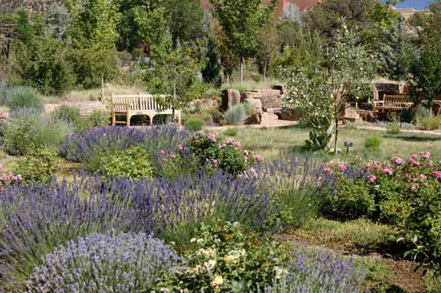 A Visit To The Santa Fe Botanical Garden Garden Destinations Magazine