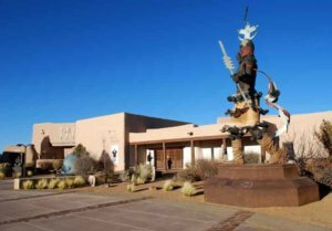 Santa Fe Museum of Indian Arts and Culture