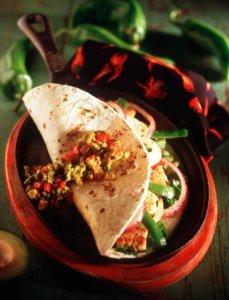 New Mexico taco