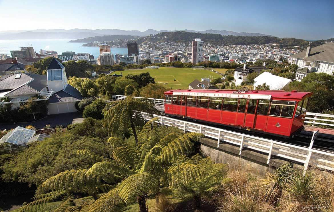 Travel to New Zealand Botanical Gardens | Garden Destinations Magazine