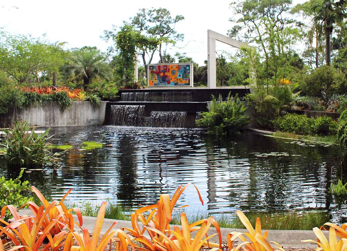 Naples florida a botanical garden delight garden - Botanical gardens naples florida ...