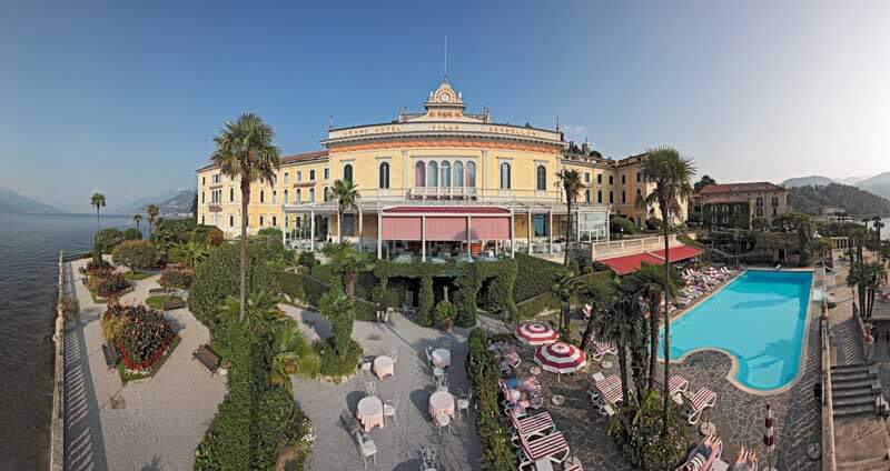 Grand Hotel Villa Serbelloni / by the Grand Hotel Villa Serbelloni