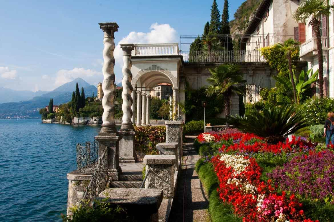 Five spectacular gardens on italy 39 s lake como garden for Gardens and villa