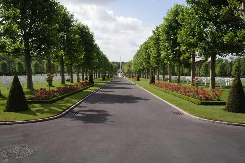 Oise-Aisne Cemetery