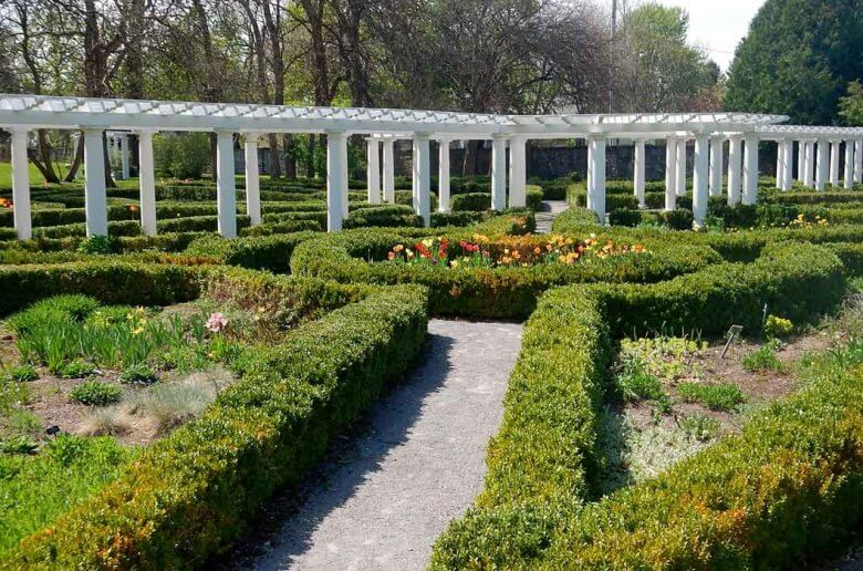 Sonnenberg Gardens in New York