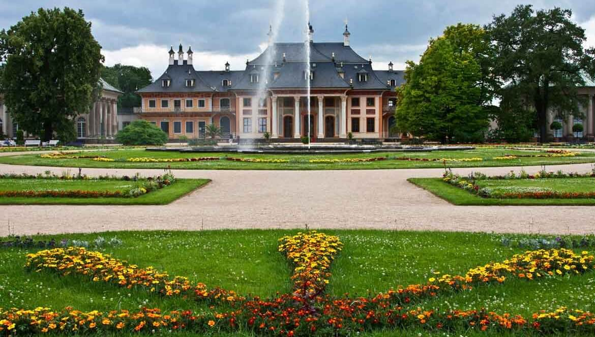 Pillnitz Palace