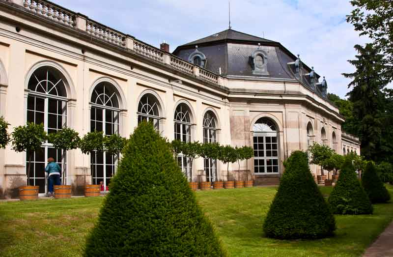 Pillnitz Palace Germany