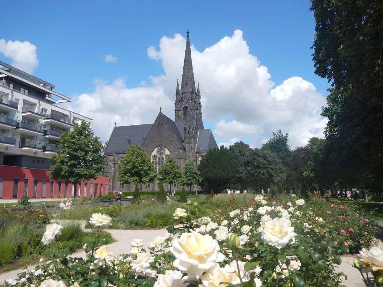 Steinfurth in Ban Nauheim, Germany