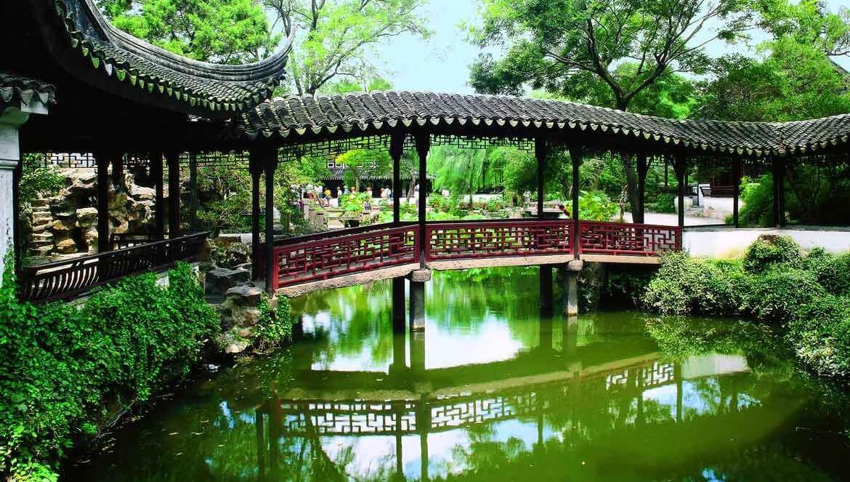 Humble Administrator's Garden in Suzhou China