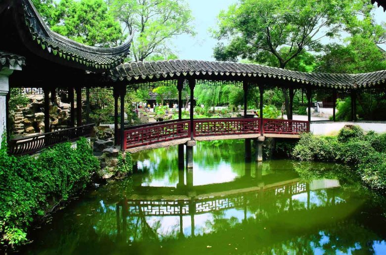 Humble Administrator's Garden in Suzhou China
