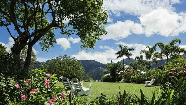 Strawberry Hill Hotel / Jamaica