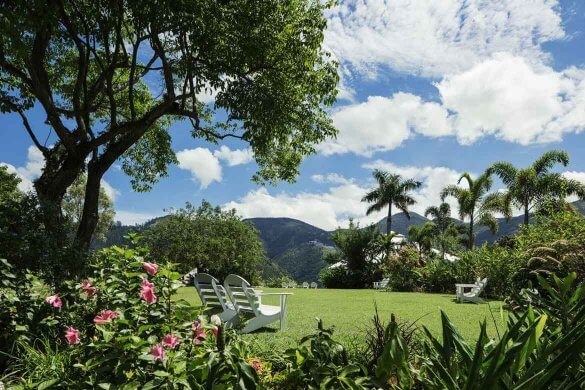 Strawberry Hill Hotel / Jamaica