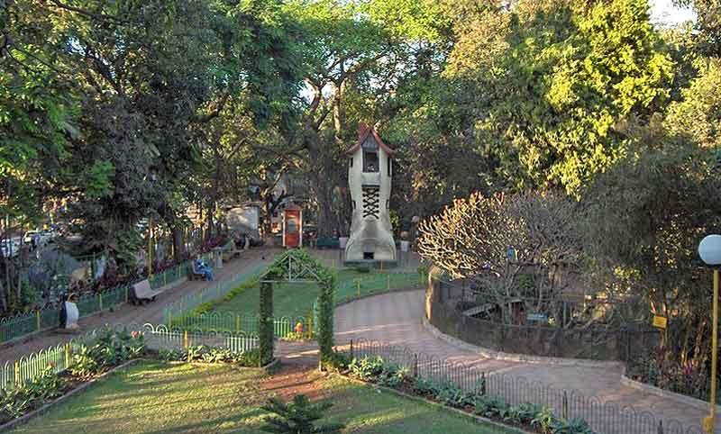Hanging Garden India