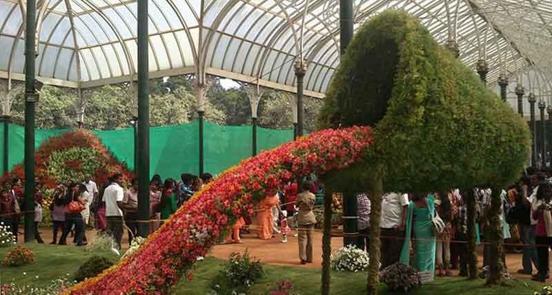 Lal Bagh Garden India