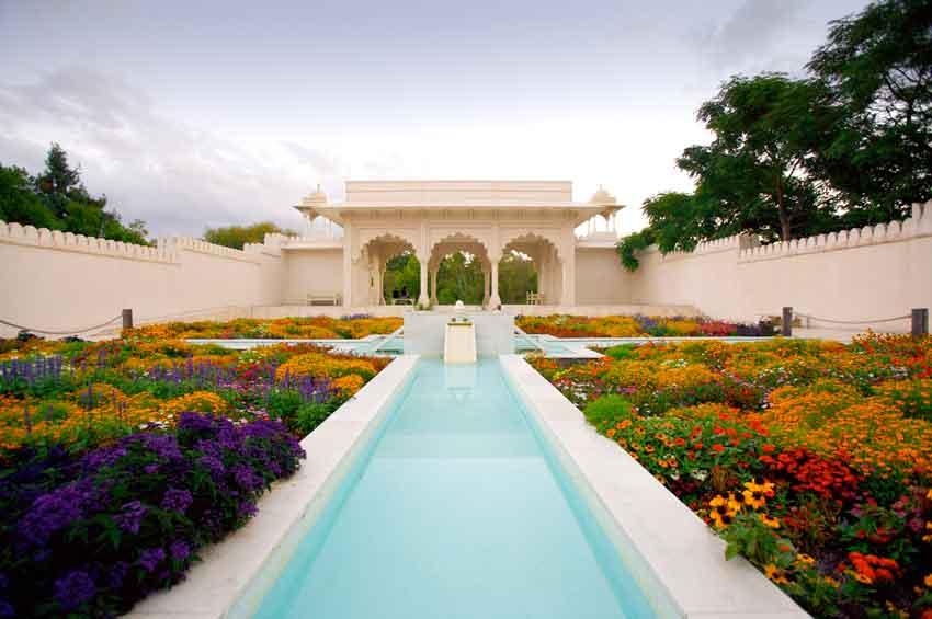 Indian Char Bagh Garden / Hamilton Gardens