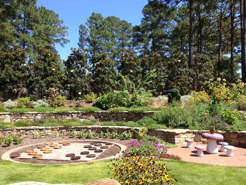 Pinehurst Healing Garden