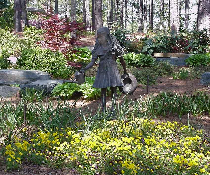 Sandhills Community College Garden