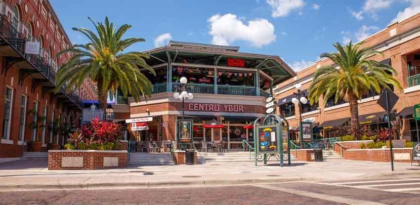 Ybor City Florida