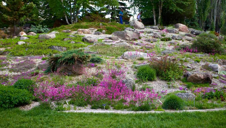 Edmonton Botanic Garden