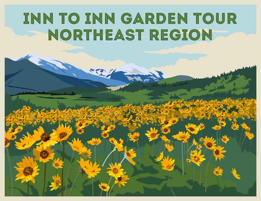 Virtual Garden Tour e-book