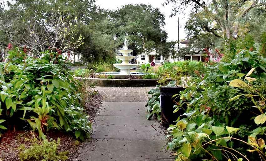 Allan Park Charleston