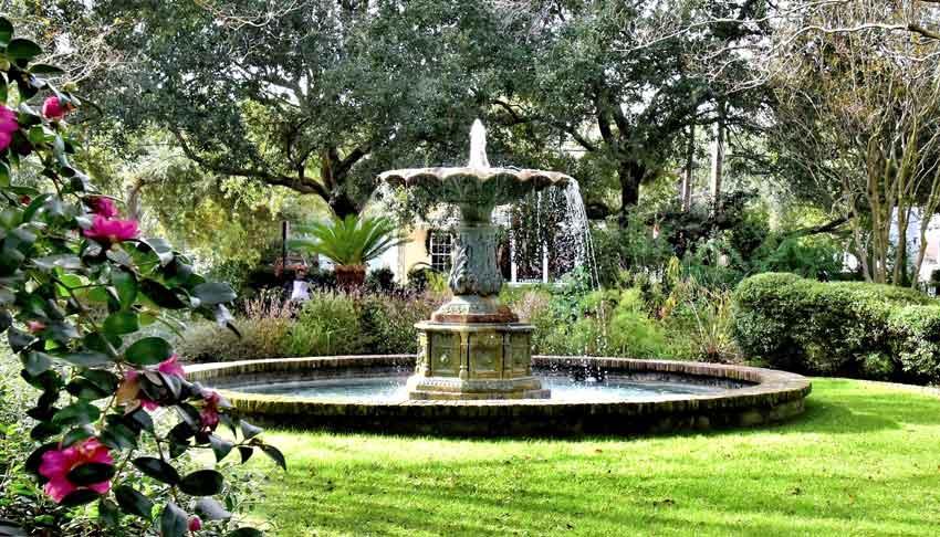 Chapel Hill Park Charleston