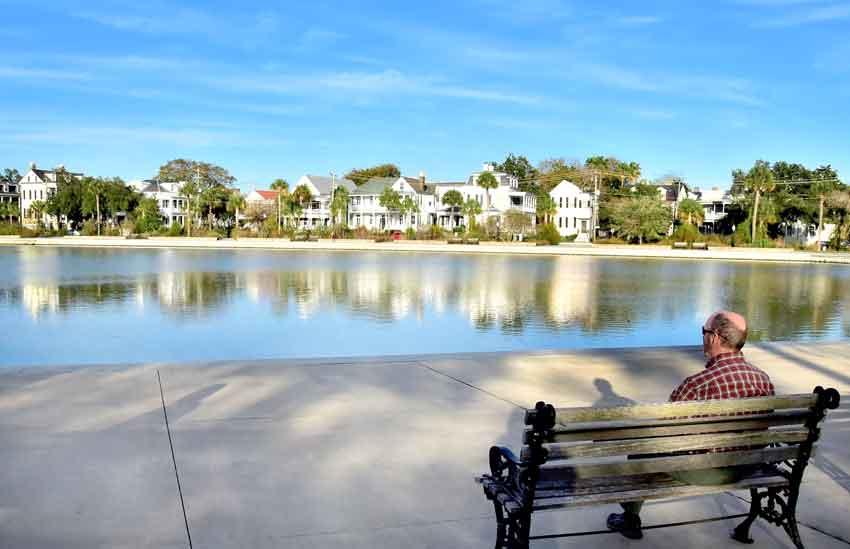 Colonial Lake Charleston