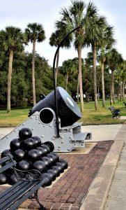 Charleston canon