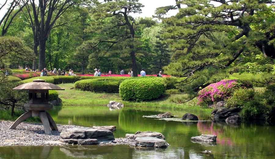 Tokyo's best traditional gardens